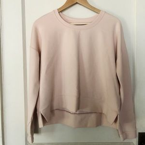 Pink Athleta Women's Sweater